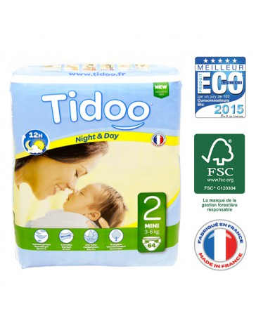 Couches jetables cologique ti 39 marmay nature - Couches ecologiques jetables ...