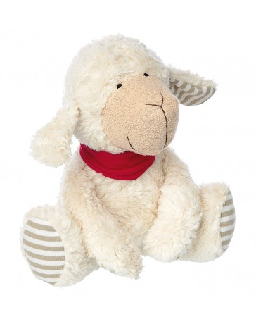 Peluche mouton coton bio