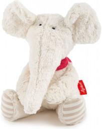 Peluche éléphant coton bio