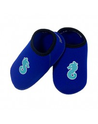 Chaussons de baignade Bleu