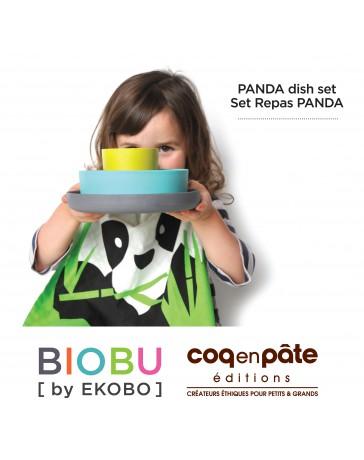 Set repas Panda