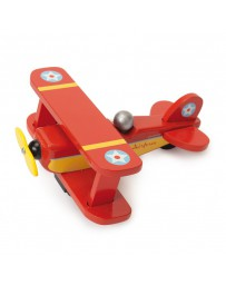 Avion rouge