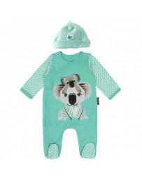 Ensemble Pyjama + Bonnet