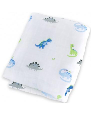 Maxi Lange coton Dinosaures