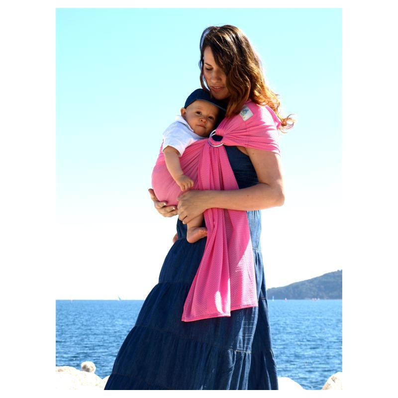 Porte Bébé Sling Sukkiri Timarmay Nature - Porte bébé sling